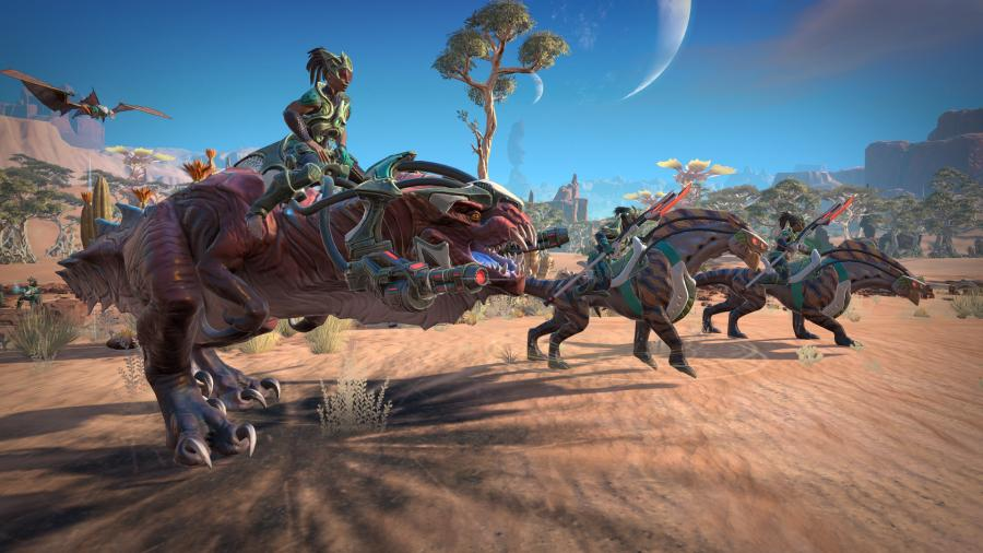 Age of Wonders - Planetfall Screenshot 2