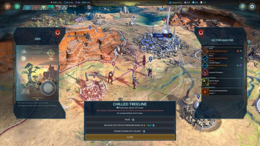 Age of Wonders - Planetfall Screenshot 6