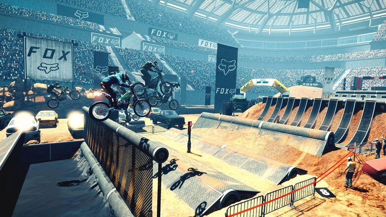 Trials Rising - Gold Edition Screenshot 5