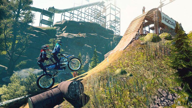 Trials Rising - Gold Edition Screenshot 8