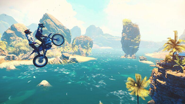 Trials Rising - Gold Edition Screenshot 3