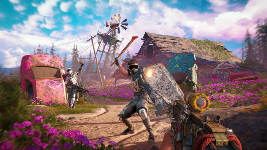 Far Cry New Dawn - Deluxe Edition Screenshot 4