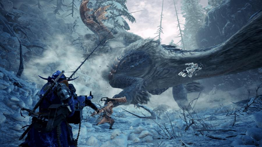 Monster Hunter World - Iceborne (DLC) Screenshot 7