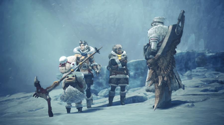 Monster Hunter World - Iceborne (DLC) Screenshot 2
