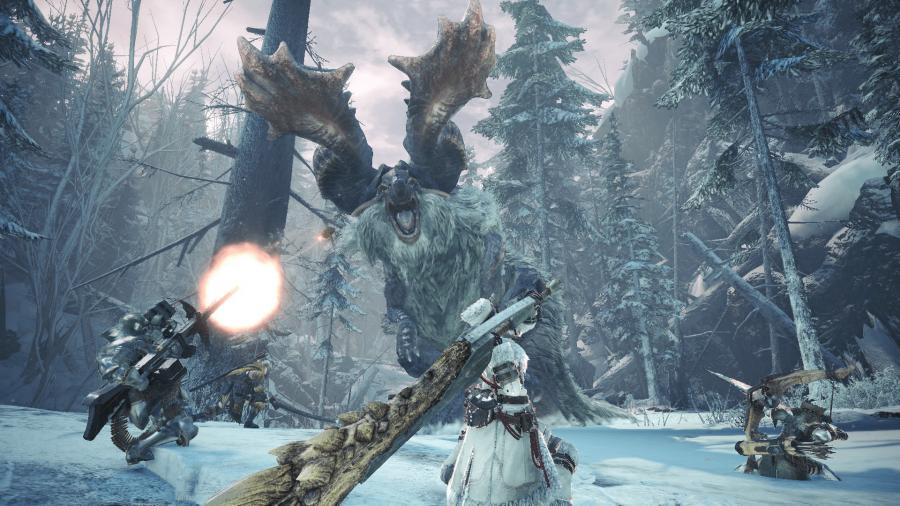 Monster Hunter World - Iceborne (DLC) Screenshot 9