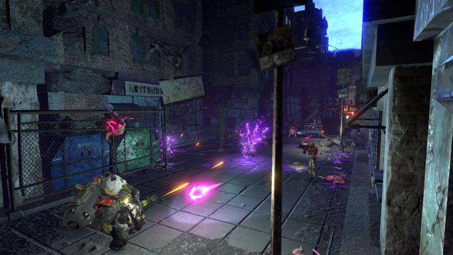 Contra - Rogue Corps Screenshot 3