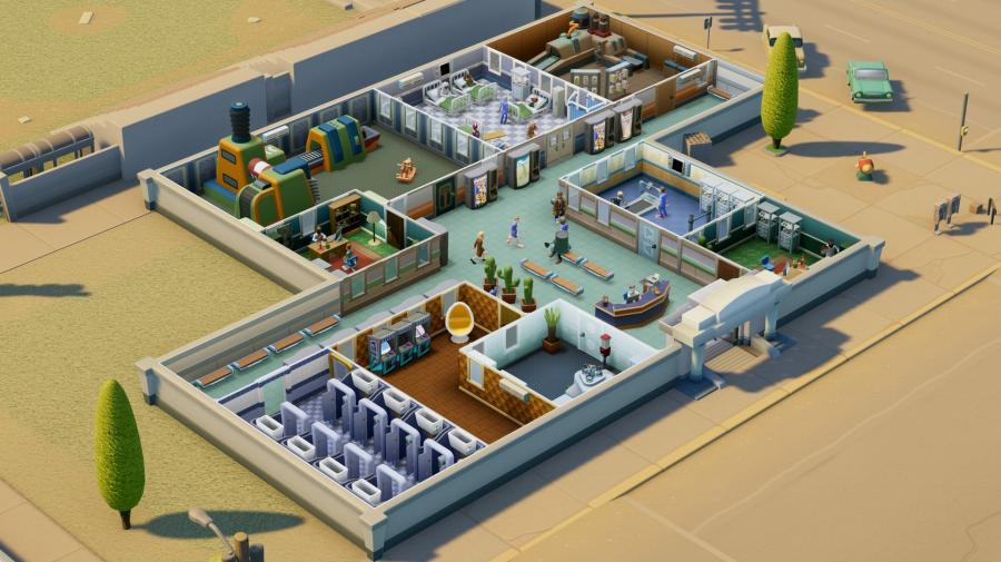 Two Point Hospital - Close Encounters (DLC) Screenshot 6
