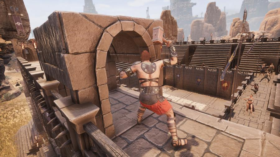 Conan Exiles - Blood and Sand Pack (DLC) Screenshot 8