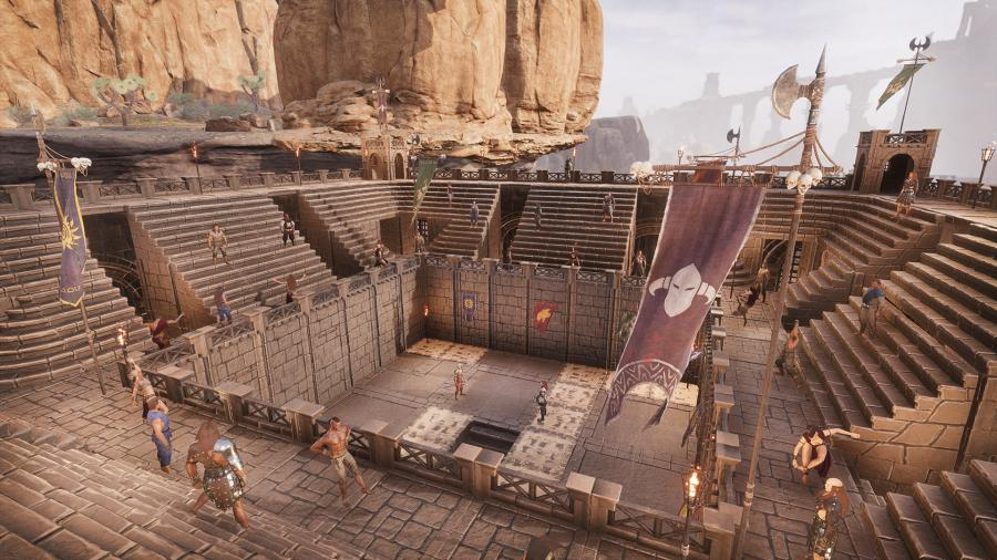 Conan Exiles - Blood and Sand Pack (DLC) Screenshot 4