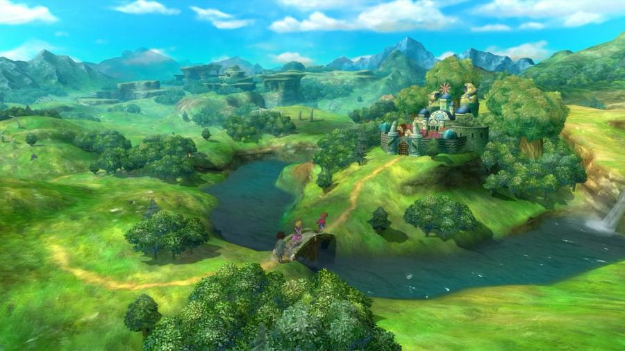 Ni No Kuni - Wrath of the White Witch Remastered Screenshot 2
