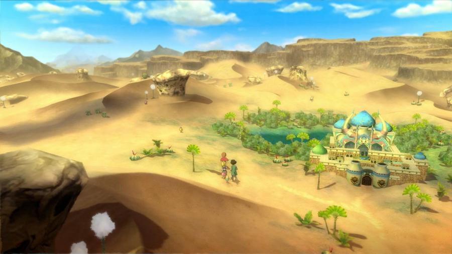 Ni No Kuni - Wrath of the White Witch Remastered Screenshot 3
