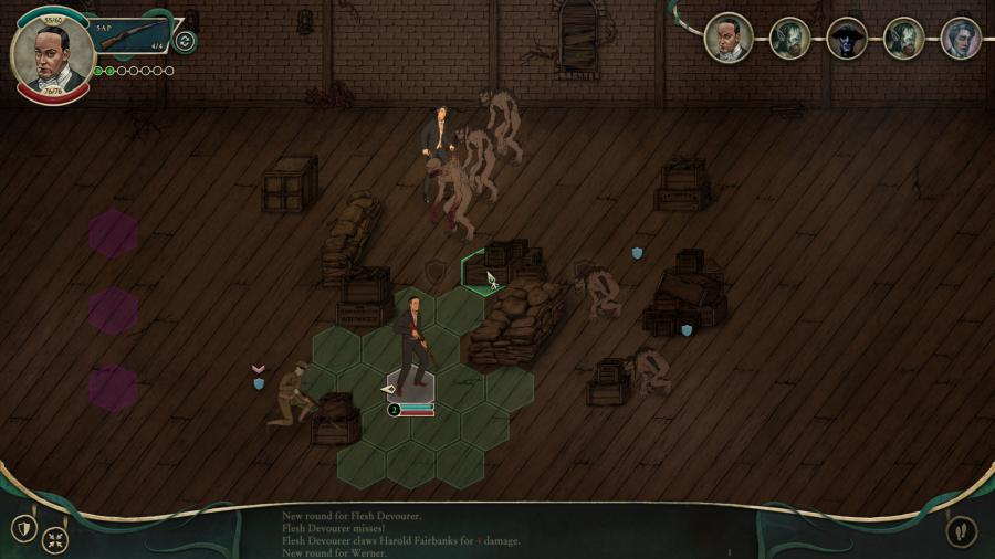 Stygian - Reign of the Old Ones Screenshot 4