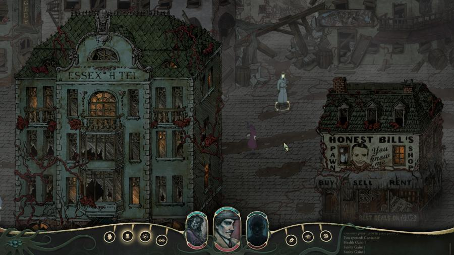 Stygian - Reign of the Old Ones Screenshot 2