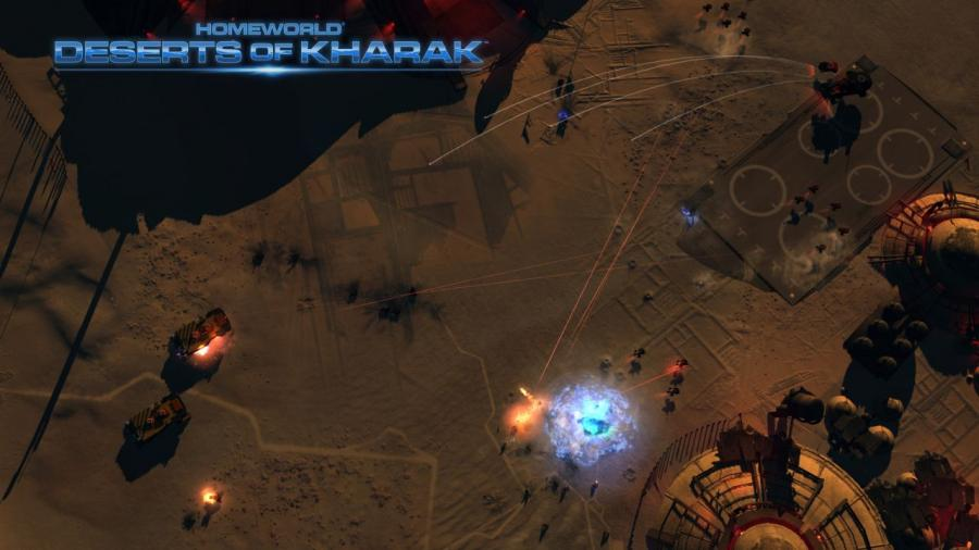 Homeworld - Deserts of Kharak Screenshot 6