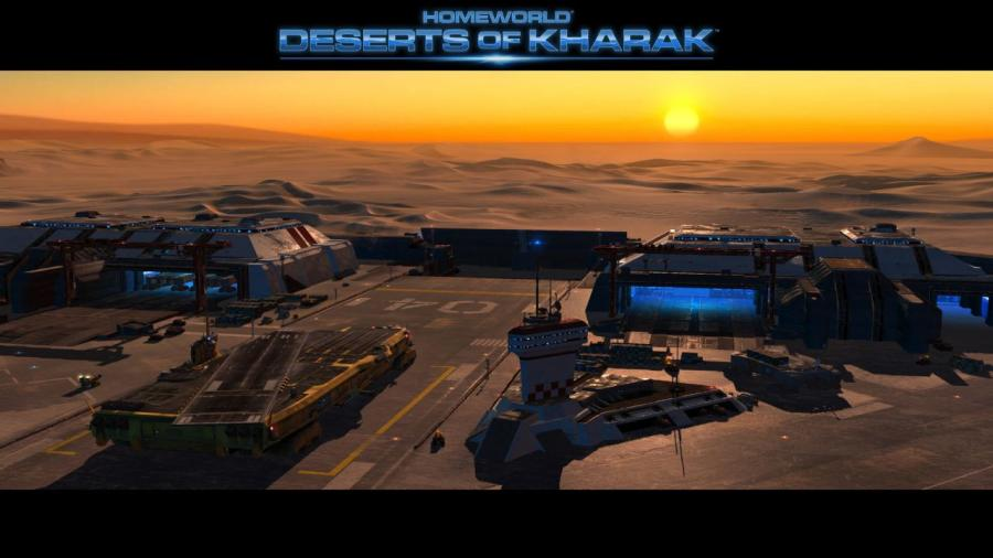 Homeworld - Deserts of Kharak Screenshot 8