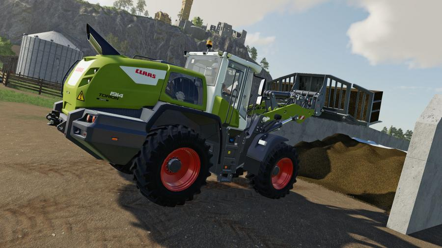 Landwirtschafts-Simulator 19 - Platin Edition Screenshot 7