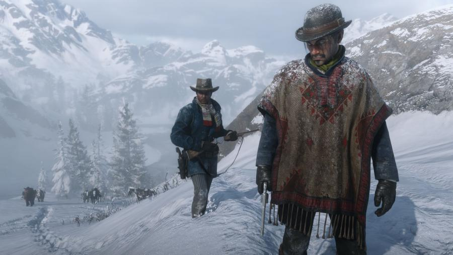Red Dead Redemption 2 (PC Version) Screenshot 4