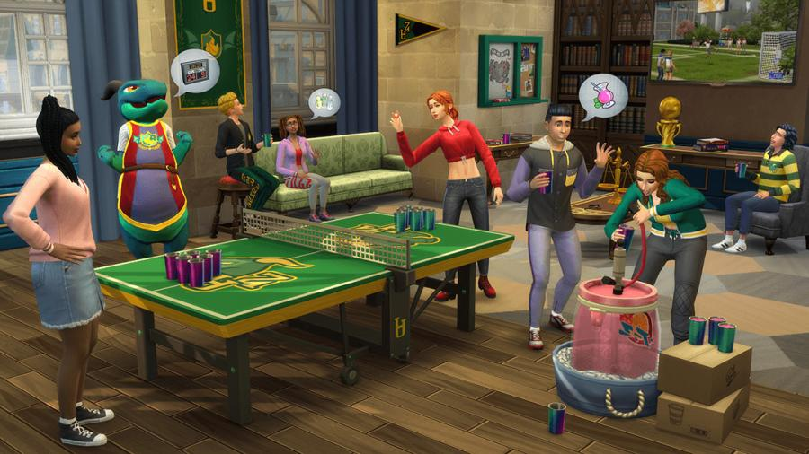 Die Sims 4 - An die Uni! (DLC) Screenshot 4