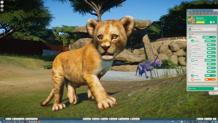 Planet Zoo - Deluxe Edition Screenshot 8