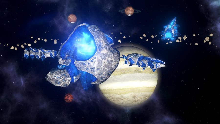 Stellaris - Lithoids Species Pack (DLC) Screenshot 3