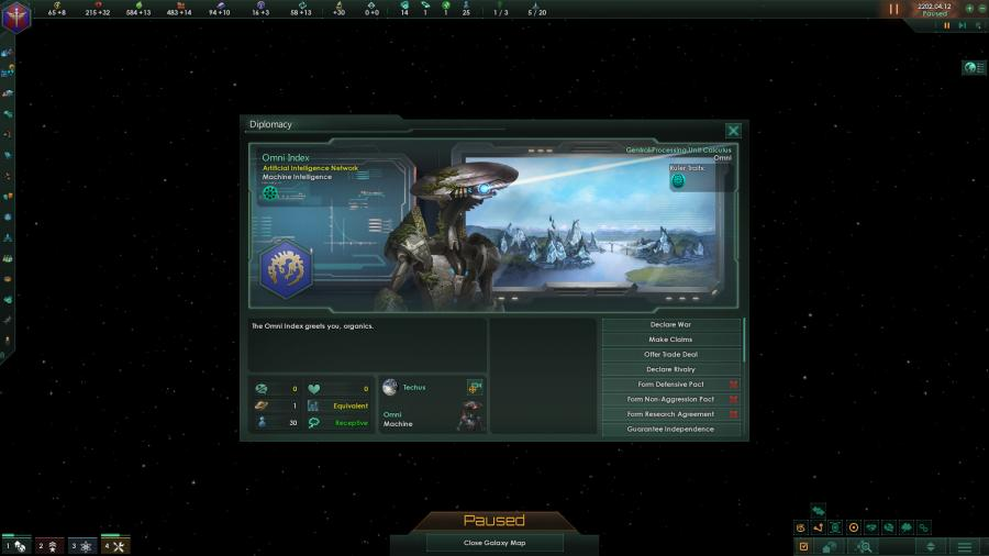 Stellaris - Lithoids Species Pack (DLC) Screenshot 5