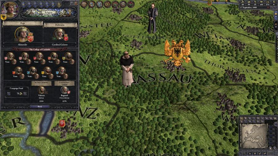 Crusader Kings II - Sons of Abraham (DLC) Screenshot 8