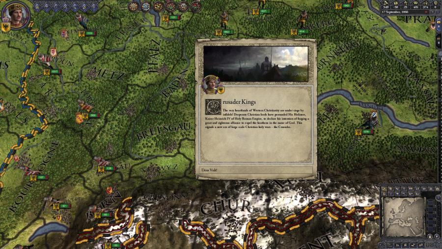 Crusader Kings II - Sons of Abraham (DLC) Screenshot 2