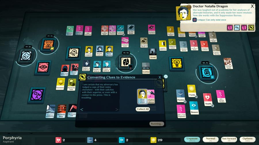 Cultist Simulator Screenshot 3