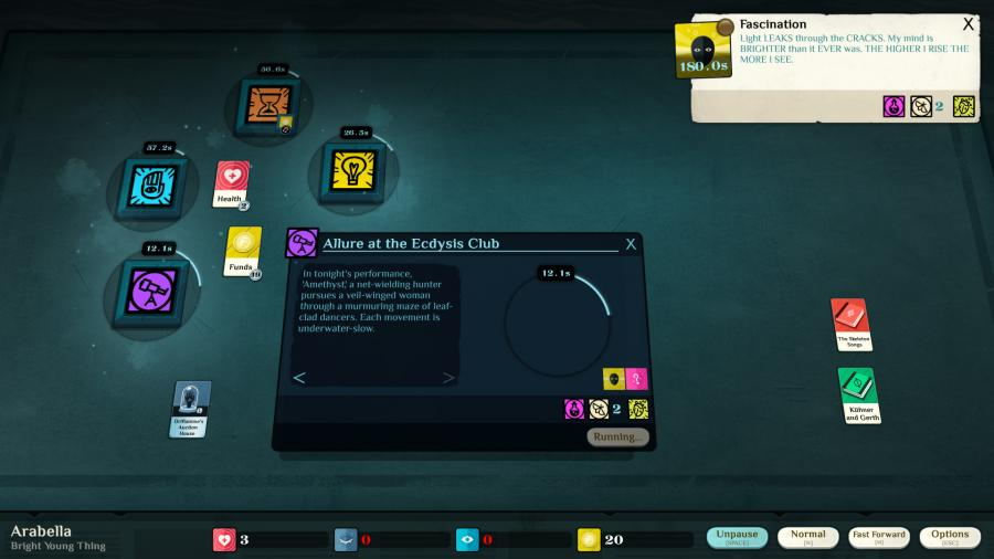 Cultist Simulator Screenshot 9
