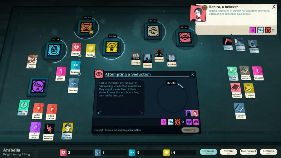 Cultist Simulator Screenshot 5