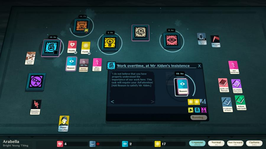 Cultist Simulator Screenshot 8