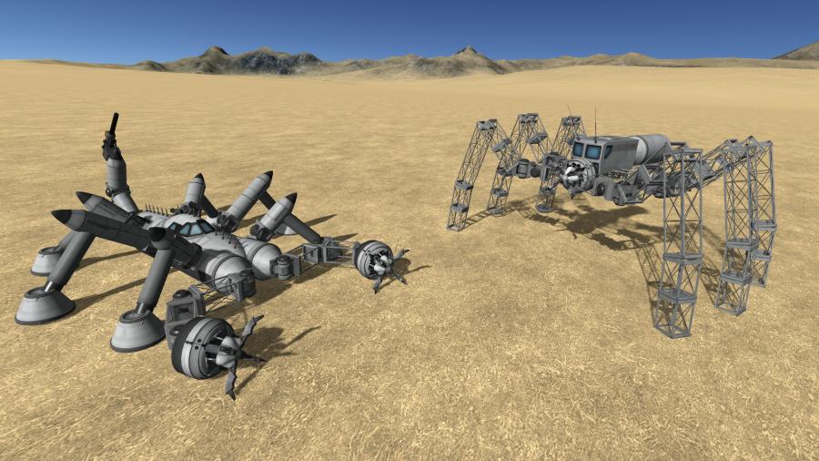 Kerbal Space Program - Breaking Ground (DLC) Screenshot 8