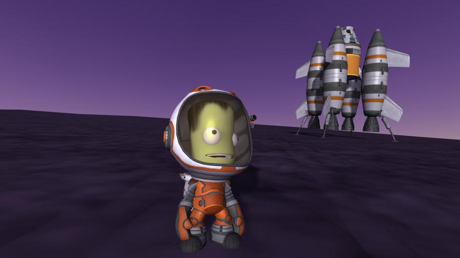 Kerbal Space Program - Breaking Ground (DLC) Screenshot 3