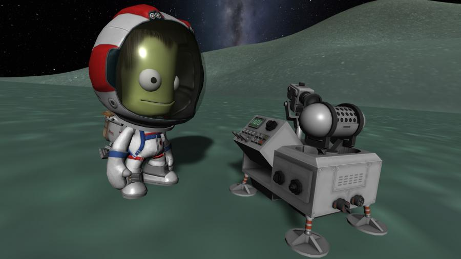 Kerbal Space Program - Breaking Ground (DLC) Screenshot 6