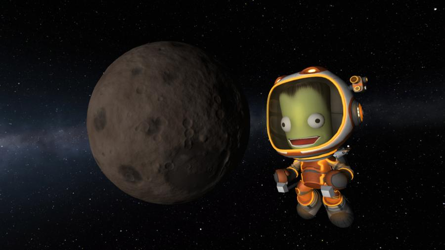 Kerbal Space Program - Breaking Ground (DLC) Screenshot 5