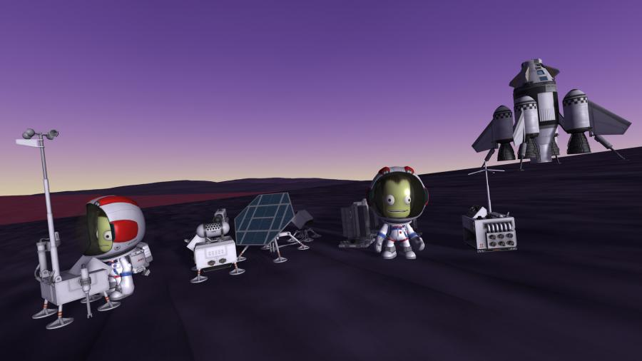 Kerbal Space Program - Breaking Ground (DLC) Screenshot 2