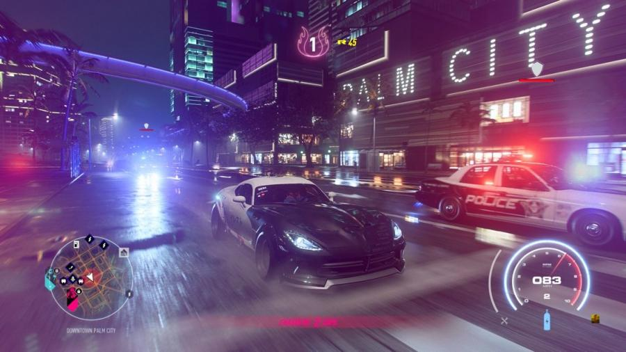 Need for Speed Heat (English only) Screenshot 4