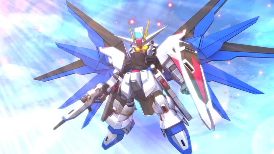SD Gundam G Generation Cross Rays Screenshot 5
