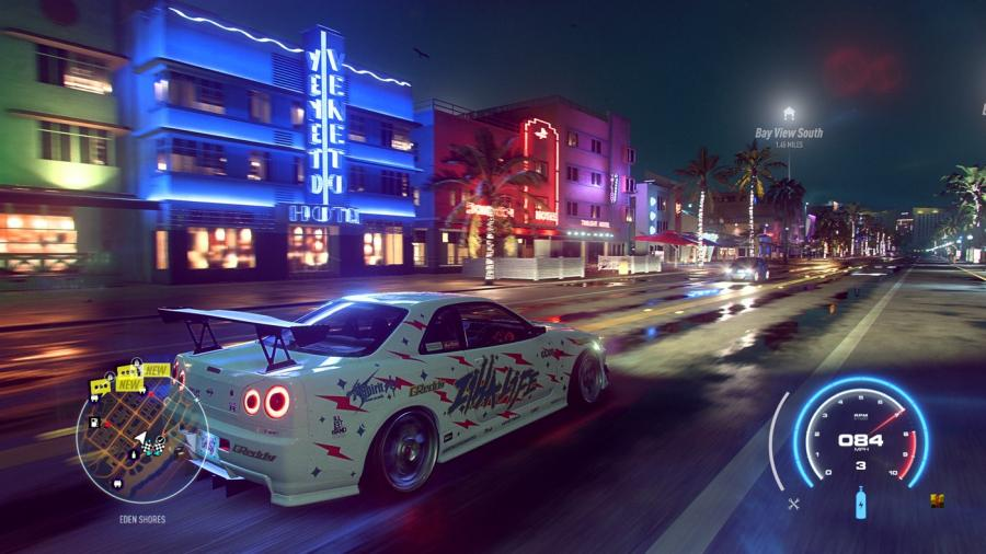 Need for Speed Heat - Deluxe Edition (Xbox One Download Code) Screenshot 7