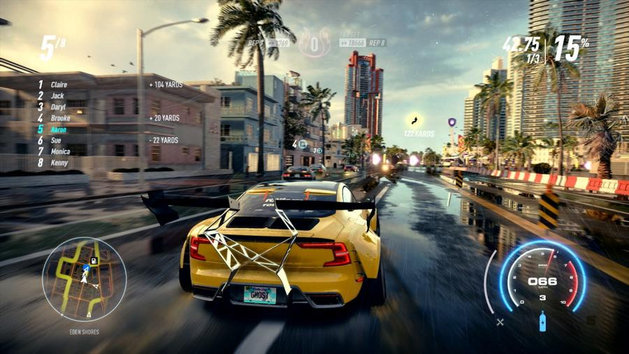 Need for Speed Heat - Deluxe Edition (Xbox One Download Code) Screenshot 5