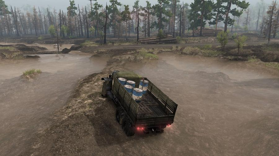 Spintires - Chernobyl (DLC) Screenshot 3