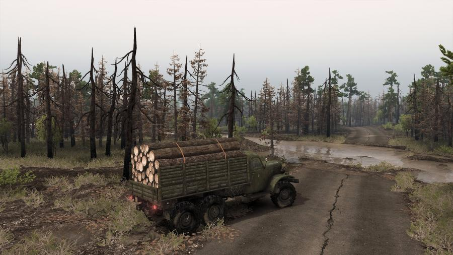 Spintires - Chernobyl (DLC) Screenshot 6