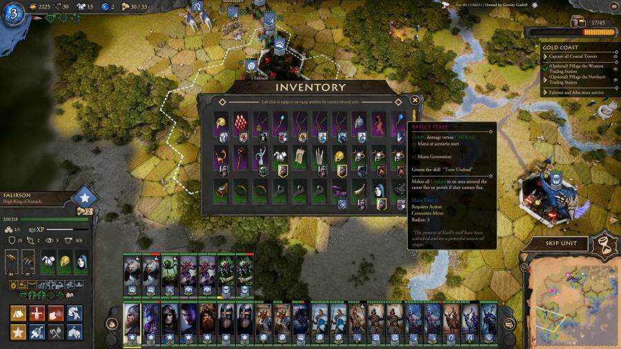 Fantasy General 2 - Invasion Screenshot 6