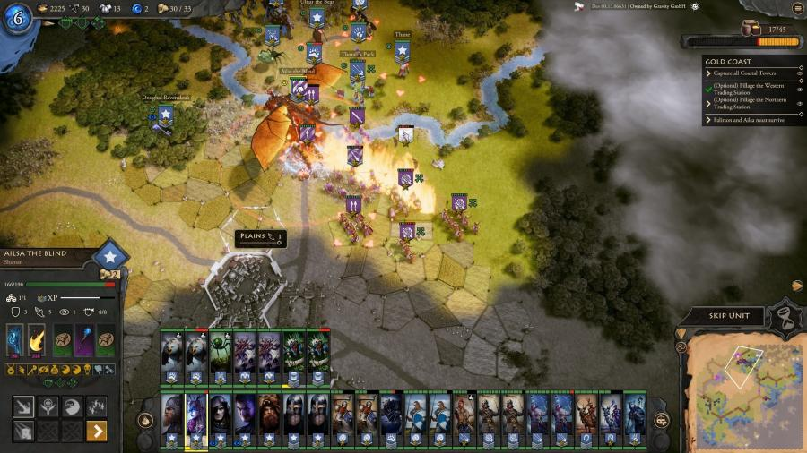 Fantasy General 2 - Invasion Screenshot 3