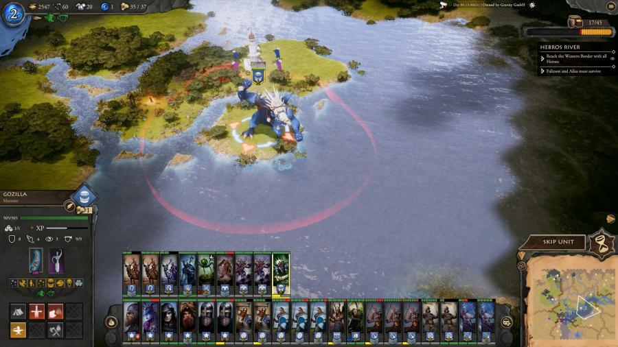 Fantasy General 2 - Invasion Screenshot 7