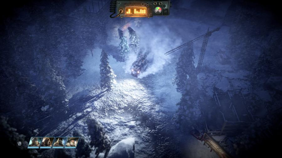 Wasteland 3 Screenshot 6
