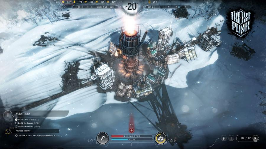 Frostpunk - Game of the Year Edition Screenshot 5