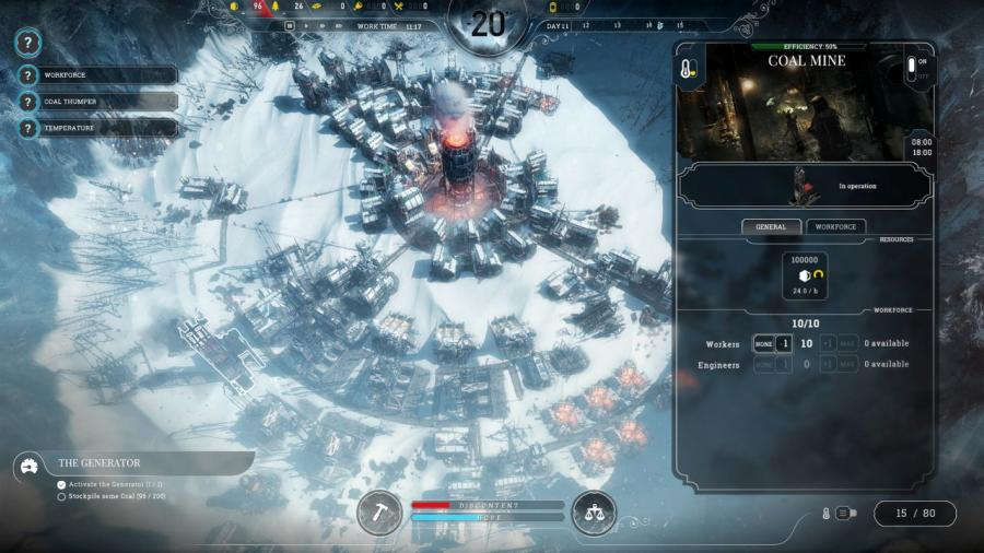 Frostpunk - Game of the Year Edition Screenshot 3