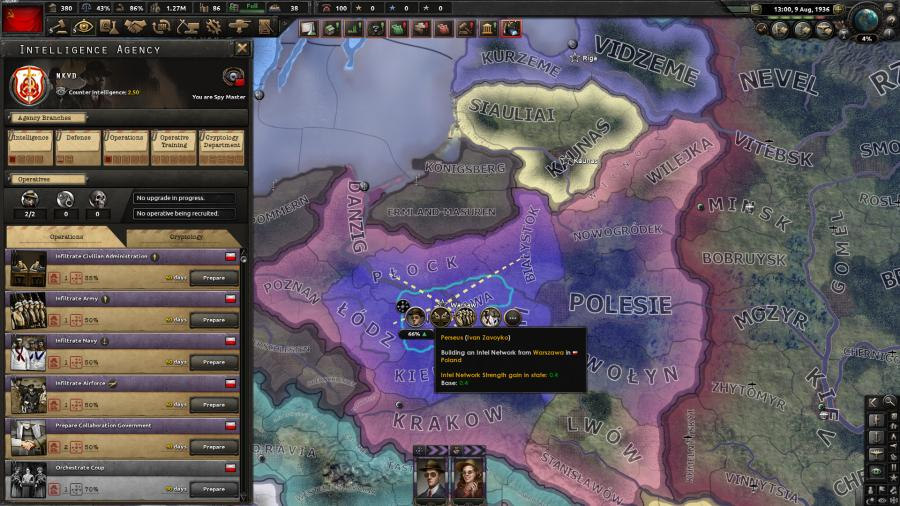 Hearts of Iron IV - La Resistance (DLC) Screenshot 2