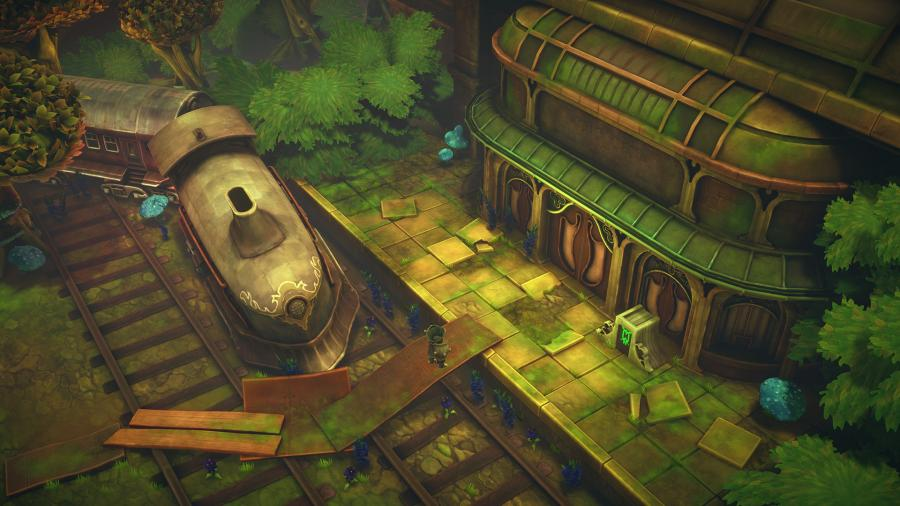 Earthlock Screenshot 4
